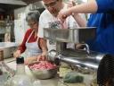 Italians Making Sausage