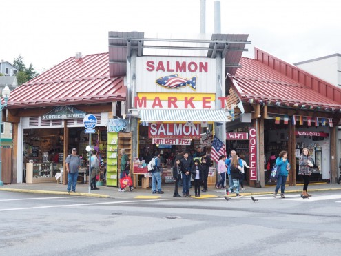 Downtown Salmon Market