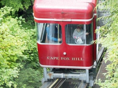 Cape Fox Hill Funicular