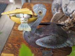 Pelican Cafe Art