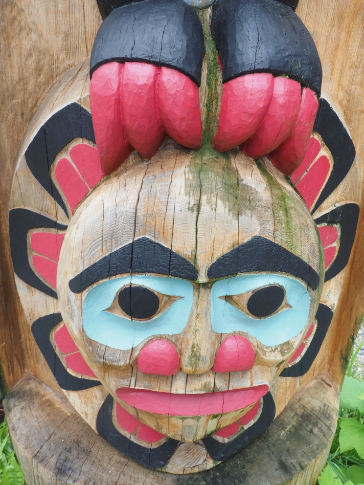 Totem Close Up