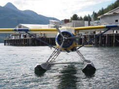 Alaska Seaplane at Pelican